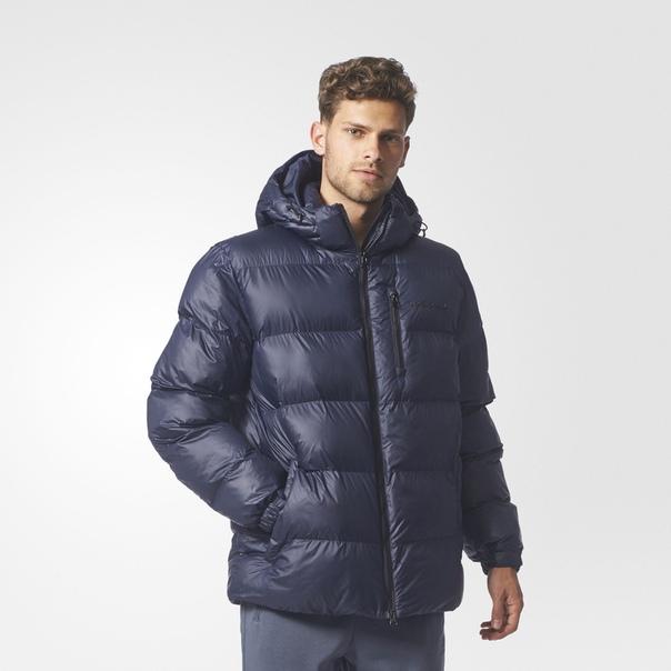 Утепленная куртка Hooded