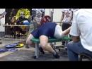 Жим лежа! 185 кг! Никогда не было так легко!