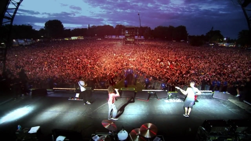 Rage Against The Machine - Live at Finsbury Park. (2010г.).