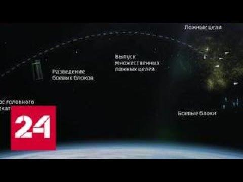 Российская армия нацелилась на ближний космос Россия 24