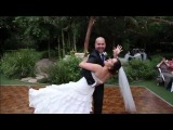 Alyssa & Mike's EPIC First Wedding Dance!