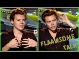 HARRY STYLES on FAME: It's very EASY to get LOST. I try not to think about it so much (DUNKIRK)