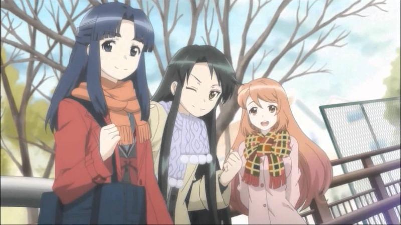 Nagato yuki-chan no shoushitsu Opening