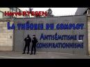 Hervé Ryssen. La théorie du complot pour les nuls. Antisémitisme et conspirationnisme