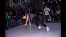 ELAINZ BATTLE || BREAK DANCE TEENS Bboy Dan Fox VS Bboy Monster (WIN)