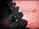 طريقة عمل زواقة على نصف وردة بالكروشي Crochet / مع 1571