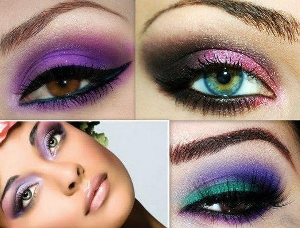 как наносить основу под макияж глаз