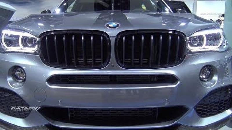 2018 BMW X5 40e - Exterior And Interior Walkaround