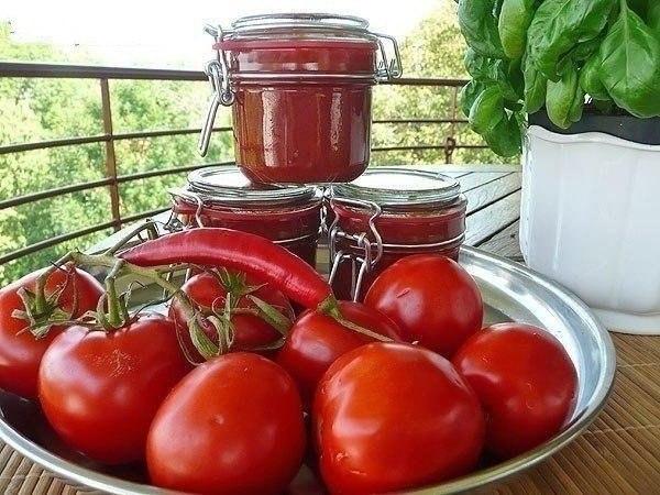 Как делать кетчуп из помидор в домашних