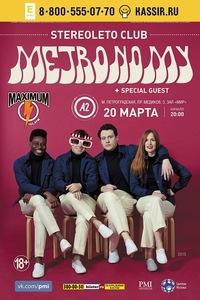 20/03 STEREOLETO Club: Metronomy