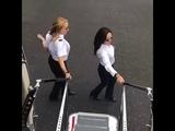 Pilot jumps off plane to do the Kiki challenge