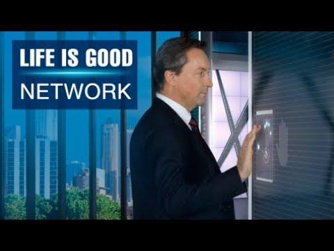 Life is Good NETWORK - документальный фильм о компании Life is Good