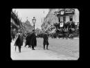 Тверская улица, - май 1896 г. - Снято Шарлем Муассоном, киномехаником и оператором, работа
