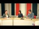Беседа с директором ФОКа Ириной Ворониной