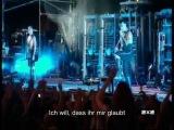 Новогоднее караоке 2x2 [Rammstein - Ich Will (live)]