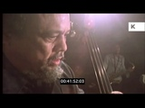 1970s Charles Mingus Quartet Play, Jazz