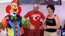 Fiko The Clown Olimpos Beach Hotel For Children Funny Clown videos