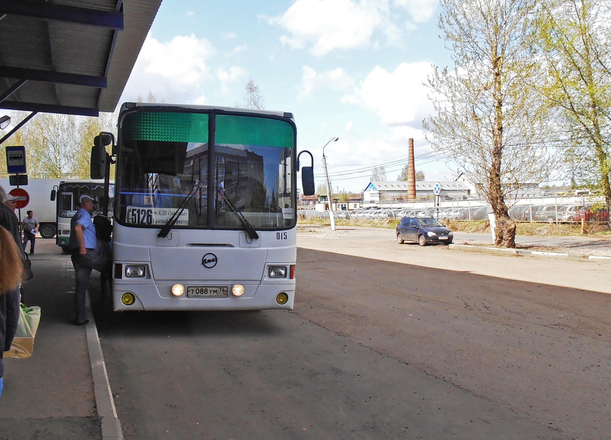 Автобус №523