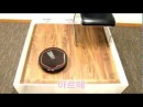 Компания Yujin Robot робот-пылесос iClebo Arte тест / сравнение с LG Hom Bot