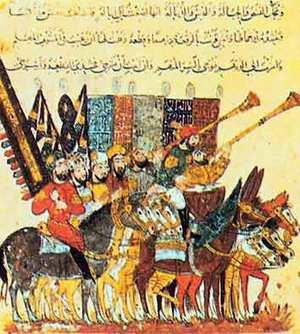 КОРДОВСКИЙ МЕРИДИАН Сейчас модно рассуждать о противостоянии европейской цивилизации и исламского мира, о войне севера и юга. Привычно противопоставляя развитый север отсталому югу, мало