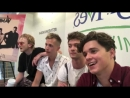 The Vamps ig live stream from New York 16 06 2018