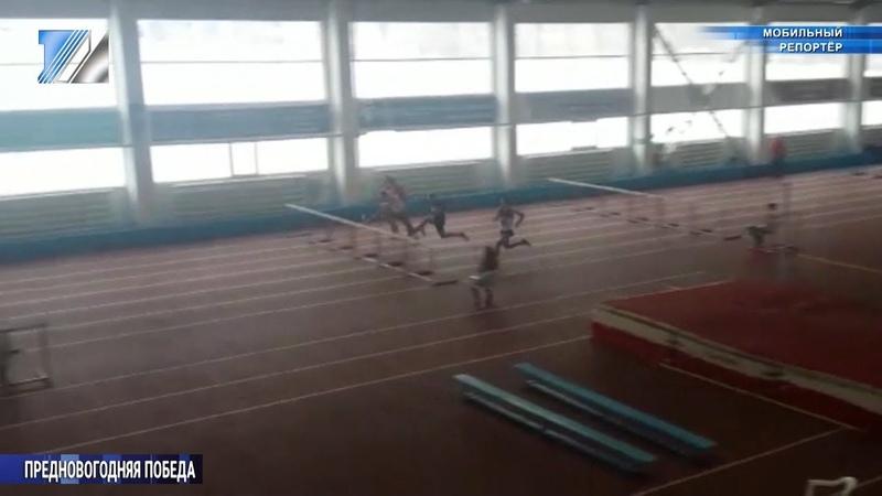 Прошли соревнования по легкоатлетическим многоборьям