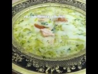 Норвежский рыбный суп.