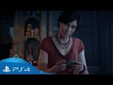 Uncharted: The Lost Legacy | Riverboat Revelation Cinematic | PS4