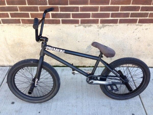 Sean Ricany bikecheck
