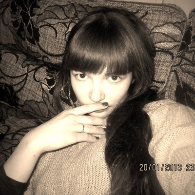 Кристина Зимушкина, 15 марта 1993, Москва, id91650271