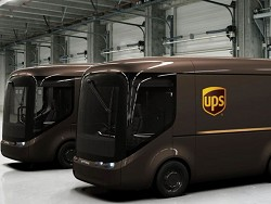 Почтовая компания UPS осваивает новые электрические грузовики.