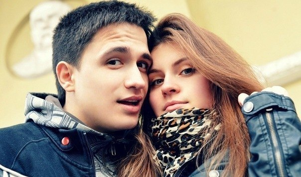 Фото парень с девушкой на аву в вк