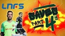 Futsal goalkeepers saves -Liga Nacional de Fútbol Sala/ PART 4 ● HD