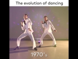 Эволюция танцев: 1920–е…2000-е 🕺🏻🕺