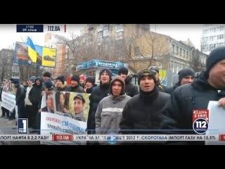 Аморальность Портникова собрала пикет у его дома - сюжет телеканала