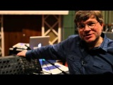 Korg All Access Radiophonic Workshop at BBC Maida Vale, with the KingKORG, Kronos and MS-20