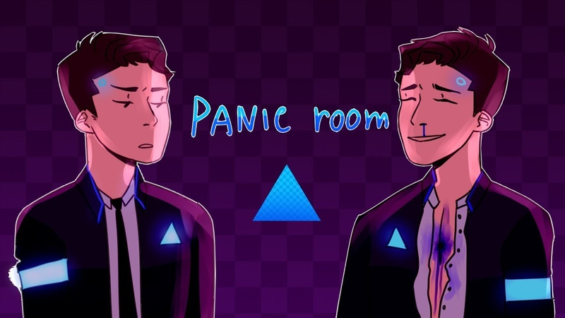 Panic roomMEMEDetroit: Become Human(Connor)