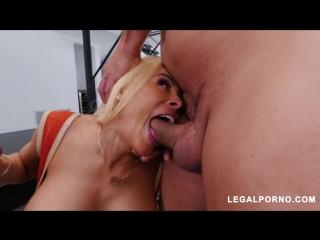Luna Star (Latina Queen Luna Star Shows Us Why Shes A Pornstar Vs 2 Cocks AB007)[2018, Anal, Gape, Big tits, DP, Toys, 720p]
