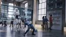 Sidi Ali Dancing Robot