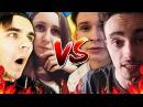 ЯРИК ЛАПА И ВИКА ЛАПА VS ЭДИСОН И ЖЕКА   Великая Рэп Битва (Майнкрафт   Minecraft)