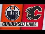 Edmonton Oilers vs Calgary Flames Nov.17, 2018