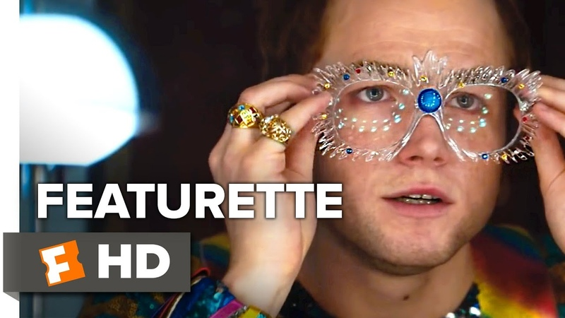 Rocketman Featurette - Taron Egerton is Elton John (2019) | Movieclips Coming Soon