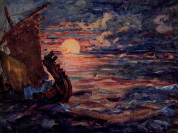 Песня Варяжского гостя из оперы Садко Н. А. Римского-Корсакова
