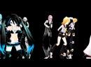 Pew Die Pie feat Vocaloid - Party Rock Anthem