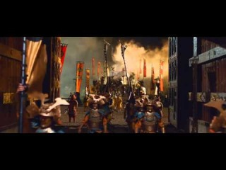 47 Ронін / 47 Ronin / HD 720 / 2013 / Укр. трейлер #2, дубляж