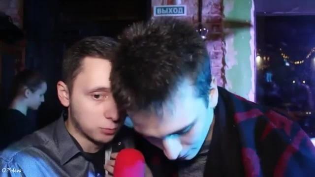 Похождение казака в баре Голубая устрица: