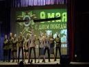 Танец Военное попурри, группа Шумляне.
