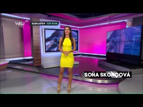 Soňa Skoncová Slovakia Presenter