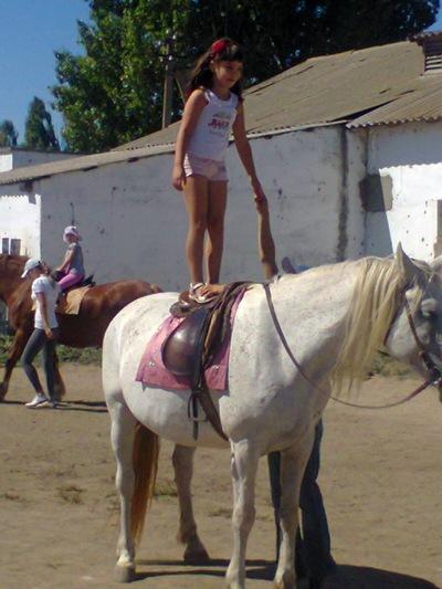Лиза Ахремова, Сарата, id220320478