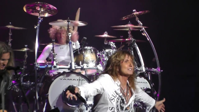 Whitesnake 6_16_18_ 7 - Is This Love - Saratoga Springs, NY